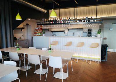 Notre café-restaurant «l'Atelier du Parc» ouvre ses portes